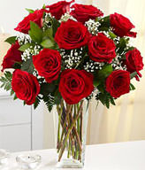 11 Long Stemmed Red Roses