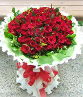 99 Red roses